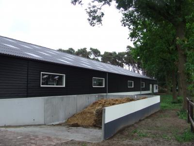Manege in Stroe